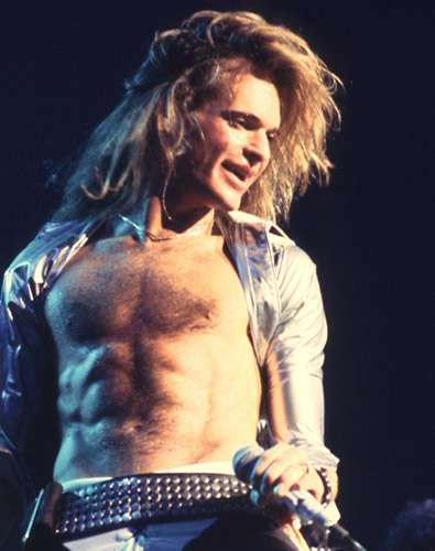 david lee roth workout